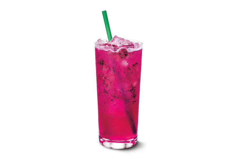 We Tried Starbucks' New Mango Dragonfruit Refresher—Here's the Lowdown