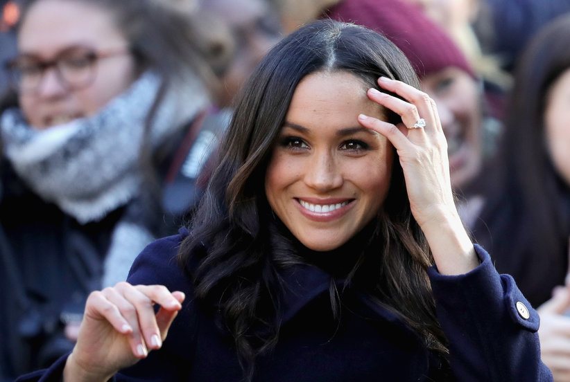 Meghan Markle's Favorite $42 Ring Is Back in Stock for a Limited Time