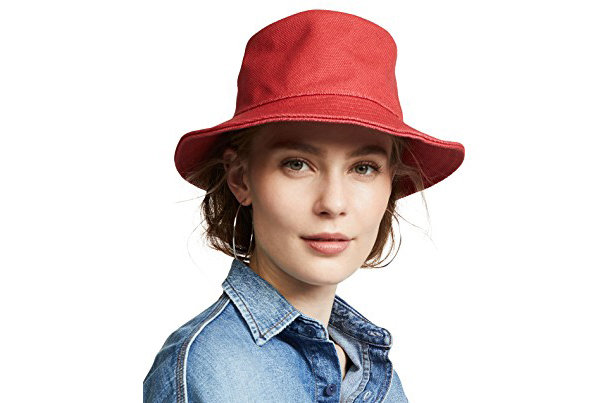 Surprise! Bucket Hats Are Back in Style (the New Ones Are Much Cuter Though)