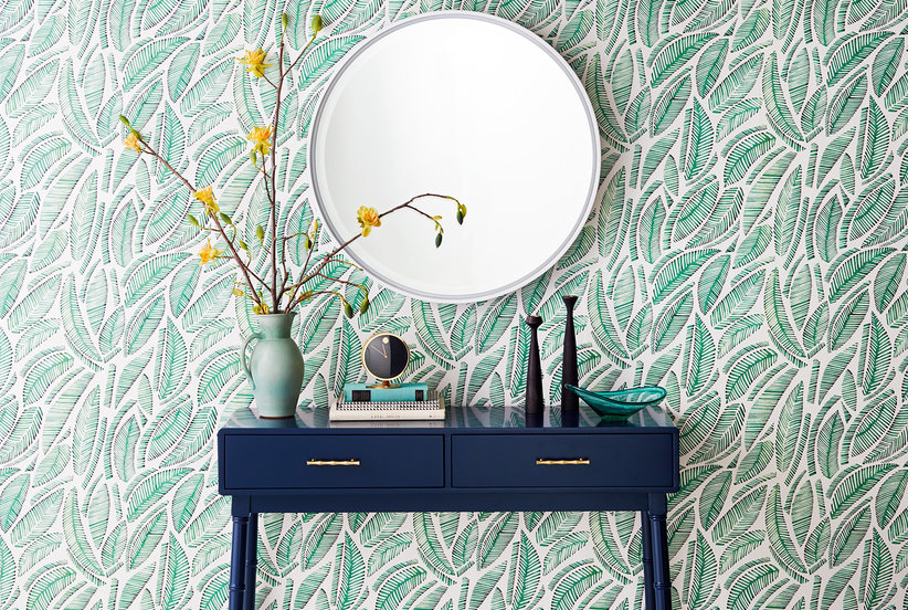 Where to Shop for Gorgeous Wallpapers—And Pro Tips for Applying It