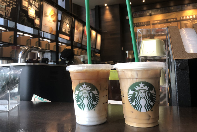 We Tried Two New Starbucks Drinks—This One Will Be Your New Afternoon Go-To