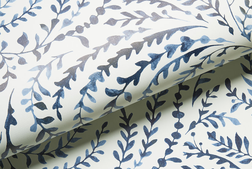 6 Pretty Wallpapers For Every Room In Your Home Real Simple