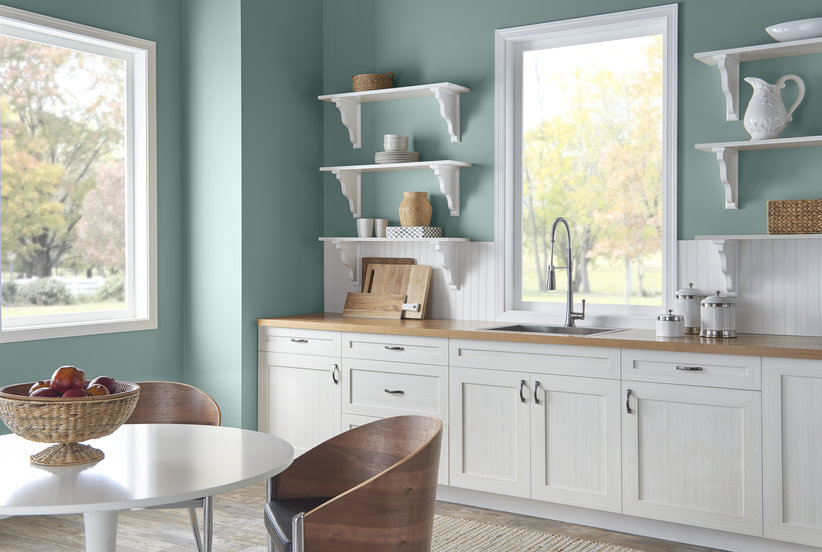 The Most Popular Interior Paint Colors This Year
