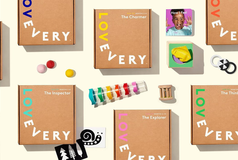 I Launched a Subscription Box Service of Educational Toys for Babies, by Experts