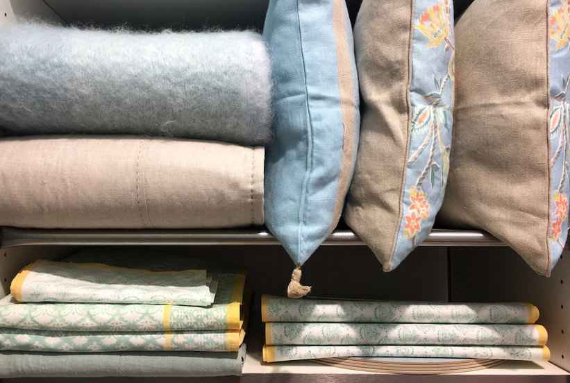 This Is Exactly How You Should Organize Your Linen Closet