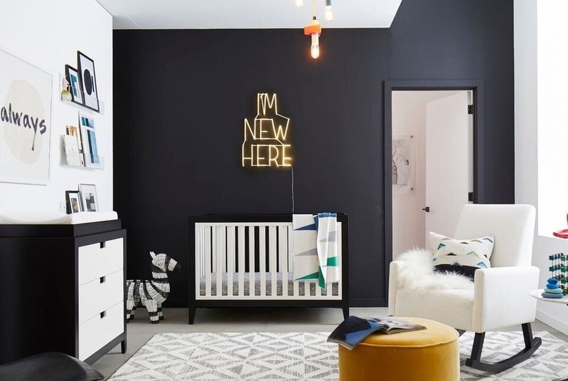 What to Buy From Pottery Barn Kids' Chic New Baby Nursery Line