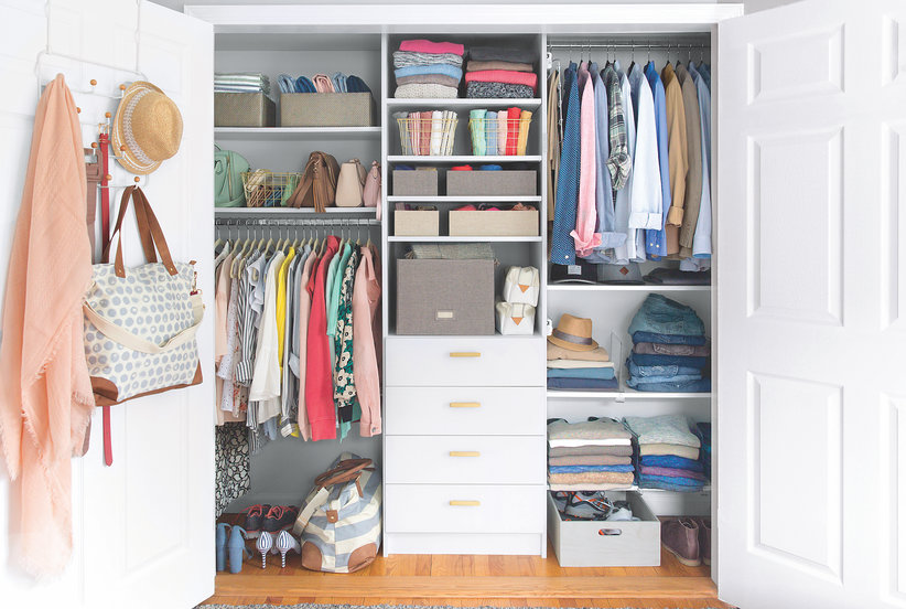 Genius Closet Organizing Tips To Maximize Every Single Inch Of E