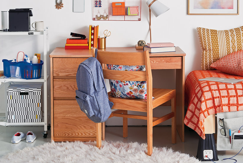 How to Make the Most of a Dorm Room, According to a Professional Organizer