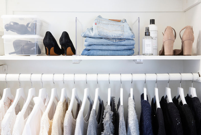 7 Common Closet Organizing Mistakes You're Probably Making