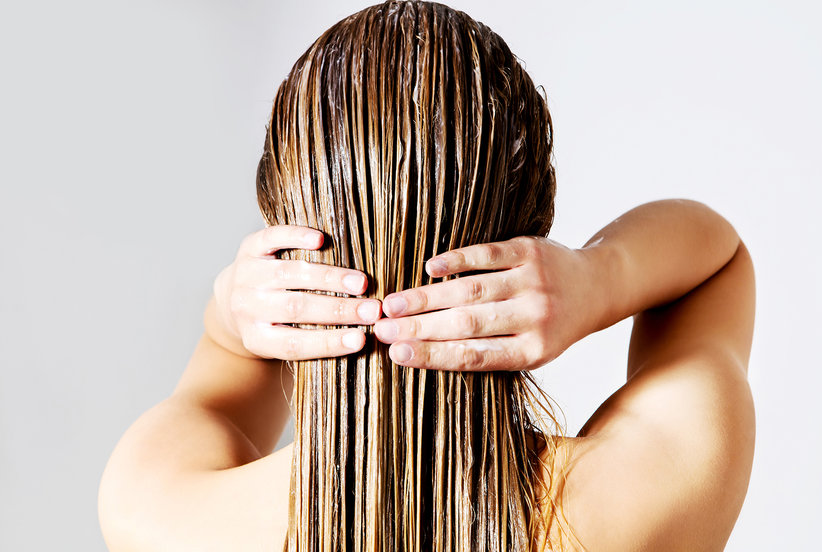 I Never Have to Use Conditioner Again, Thanks to This Coconut Hair Mask
