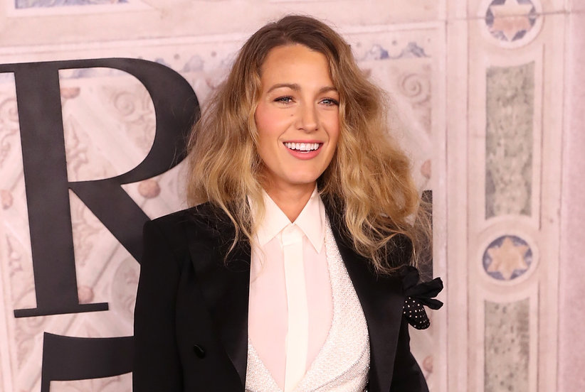 Blake Lively's New Bedhead Look Is About to Be the Biggest Hairstyle of Fall