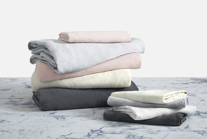 Brooklinen's New Linen Sheets Are So Comfortable—and Real Simple Readers Get a Discount on Them