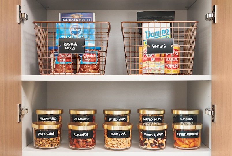How to Organize a Pantry in 3 Simple Steps—Pro Organizers Share Their Secrets