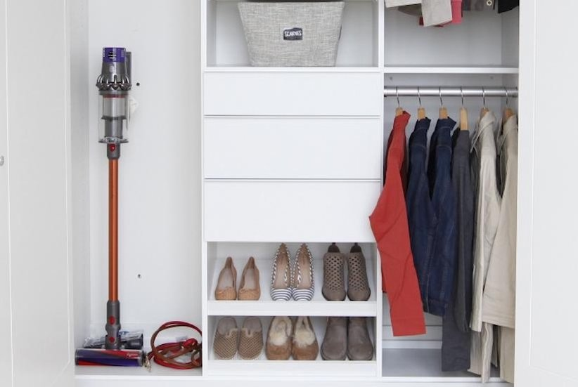 6 Entryway Closet Organizing Ideas to Simplify Your Morning Routine