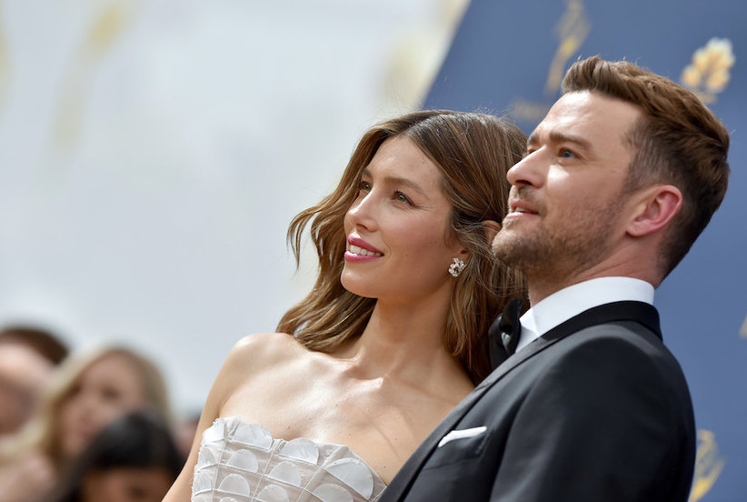 This Was Jessica Biel's Secret Weapon for Under-Eye Bags Before the Emmys