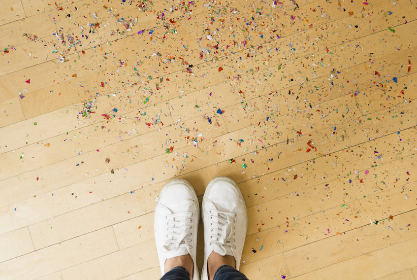 How to Clean White Shoes–Whether They're Canvas, Leather, or Suede