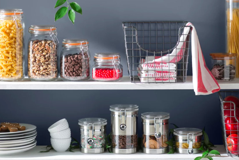 These Food Storage Containers Will Get Your Kitchen in Order—and They're Beautiful, Too
