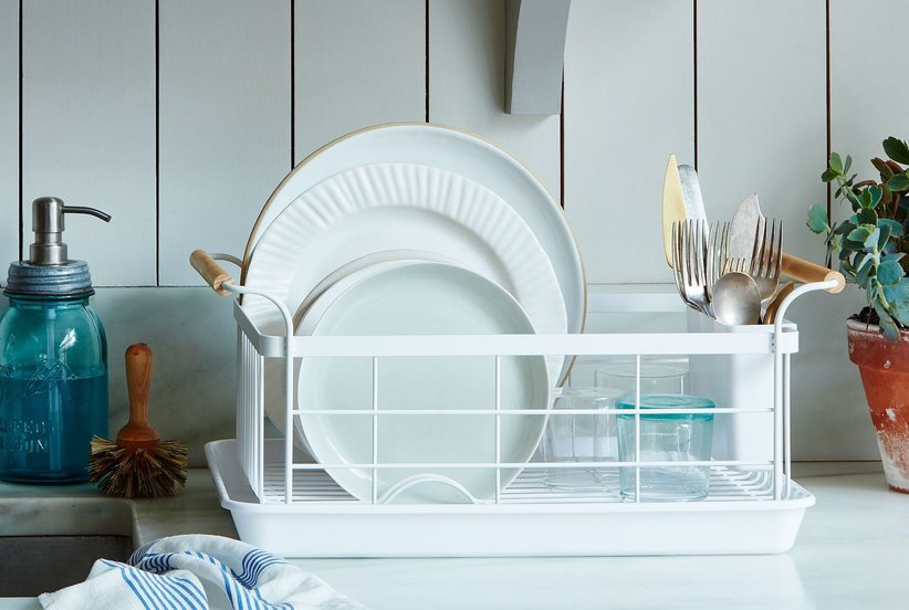 These Pretty and Practical Essentials Make Washing Dishes Kind of Fun