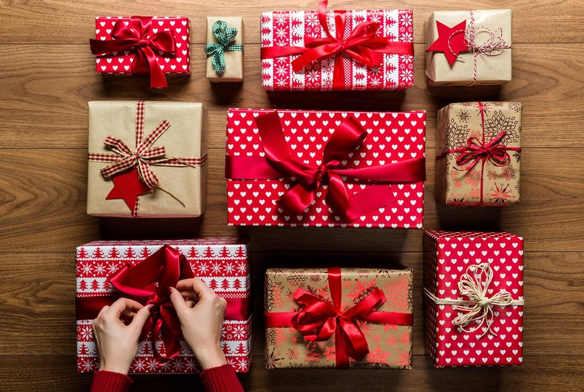 & How to Wrap a Present