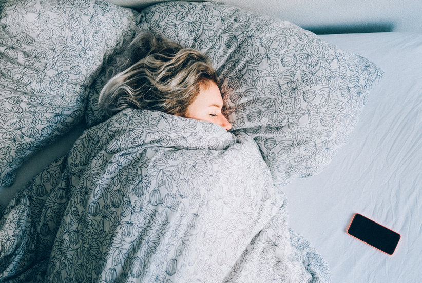 The Pinterest Trend That Promises a Better Night's Sleep