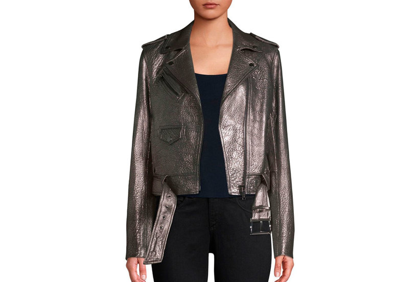 Deals for Leather Jackets are Going Fast! | Real Simple