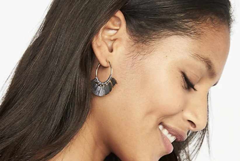 Hoop Earrings Are Making a Major Comeback—Our 7 Favorite Pairs