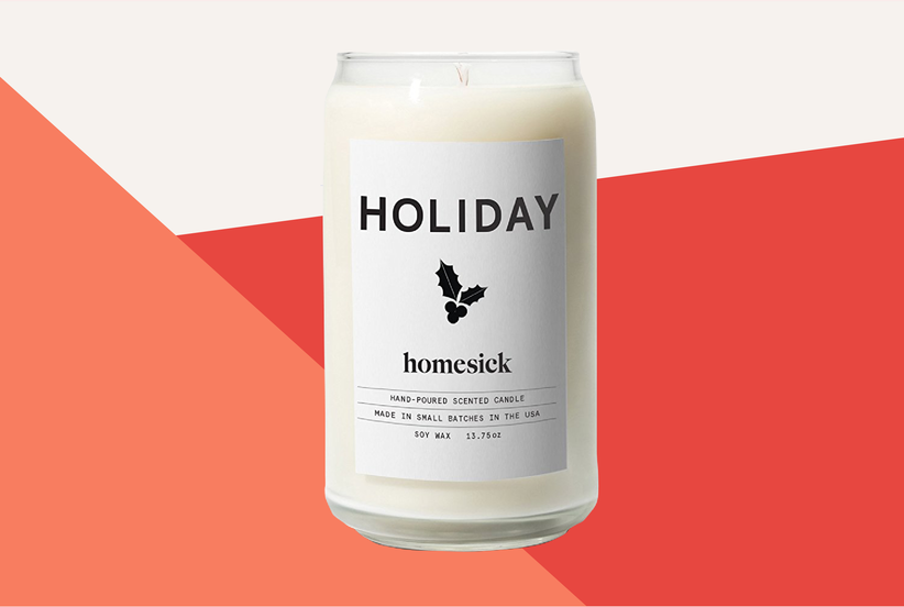6 Christmas Scented Candles That Really Do Smell Like the Holidays
