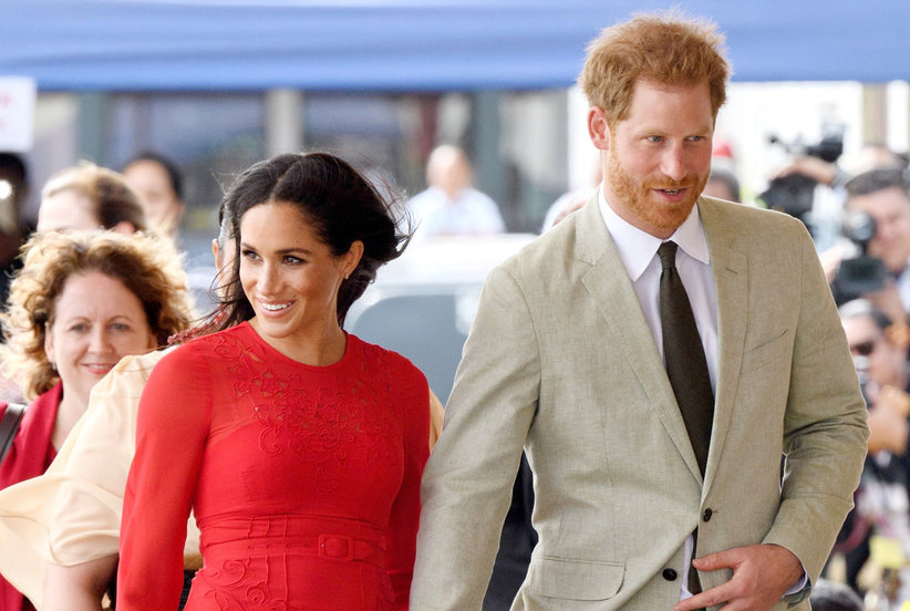 Meghan Markle Just Wore the Most Stunning Red Dress–Here's How to Copy Her Look for Less