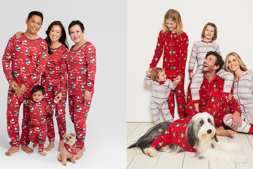 46da4d4c8009 The Best Matching Family Christmas Pajamas for 2018