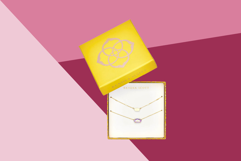 Kendra Scott Necklaces Are 20% Off During Its 12 Days of Joy Sale