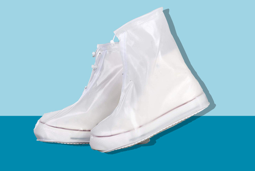 These Weird (Yet Brilliant) Boot Covers Are the Secret to Keeping Your Winter Boots Clean and Dry