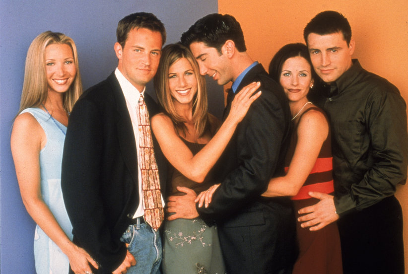 A Data Scientist Figured Out Who the Real Star of Friends Is