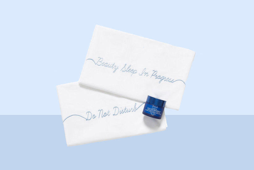 Brooklinen Launched the Anti-Aging Sleep Box of Our Dreams—Just in Time for Valentine's Day