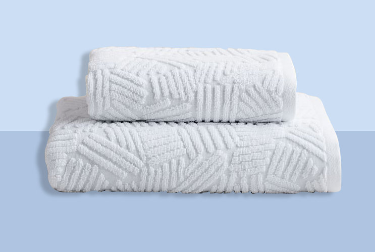 West Elm Just Launched a Luxurious New Bath Line—Including the Plushest Towels