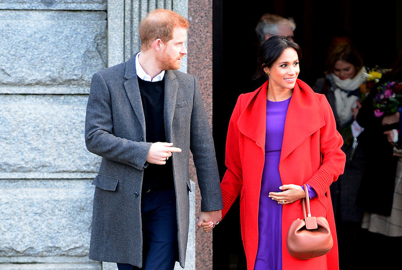 5 Bold Red Coats Inspired by Meghan Markle's Latest Look
