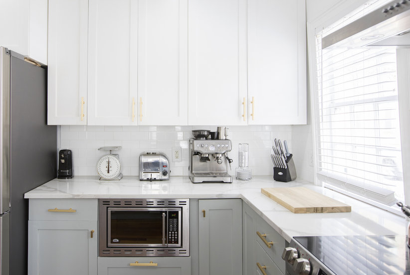 These Are the Most Popular Kitchen Cabinet Colors and Styles Right Now