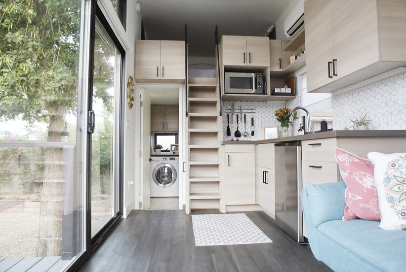 Space-Saving Decor Ideas to Borrow from Inspiring Tiny Homes