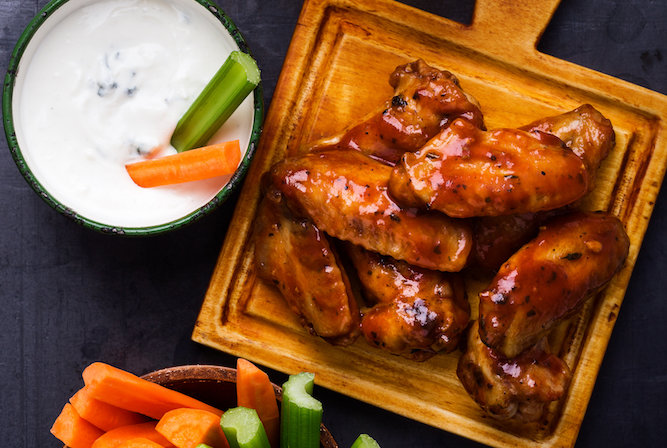 Our Favorite Chicken Wings Recipes for Game Day