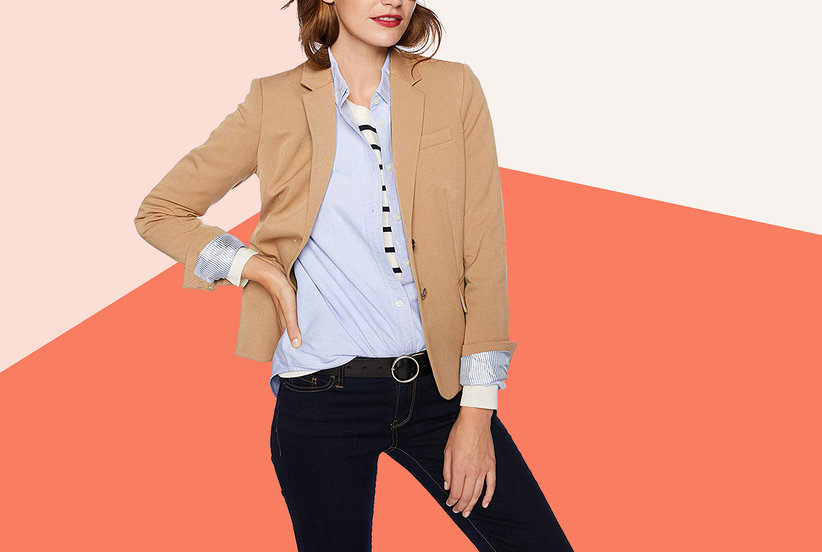 5 Chic Blazers That Look Great With Any Outfit 0b6e9c3bb
