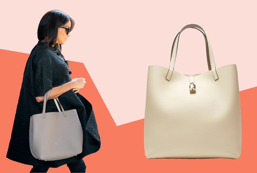 Meghan Markle's Latest Tote Bag Is Everything—Shop 5 Look-Alikes Here