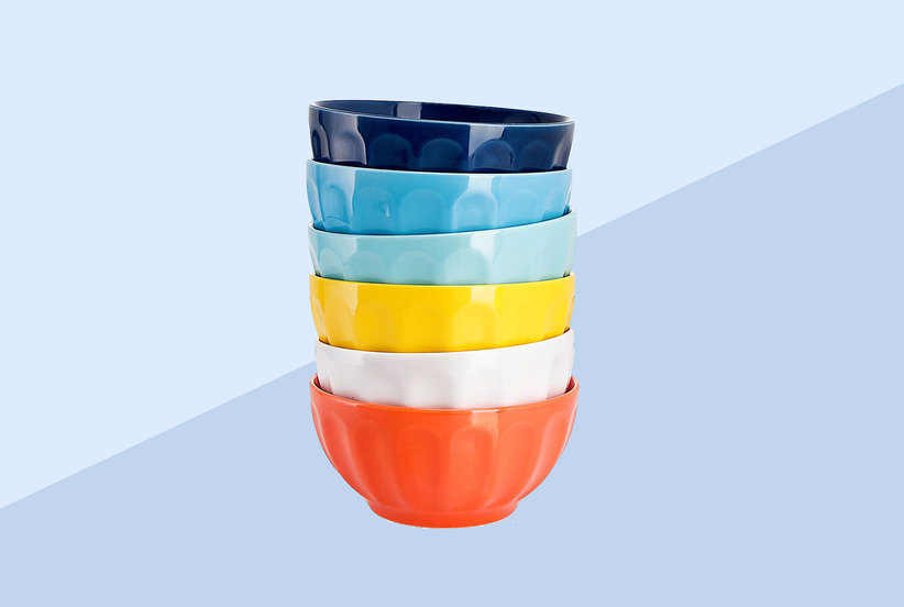 These Are the 7 Prettiest Porcelain Bowl Sets You Can Get on Amazon