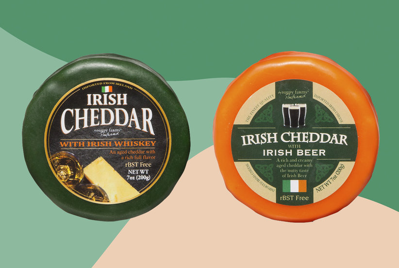 ALDI Plans to Sell Green, Booze-Infused Cheese for St. Patrick's Day
