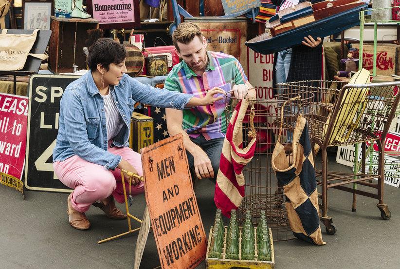 How I Conquered My Fear of the Flea Market