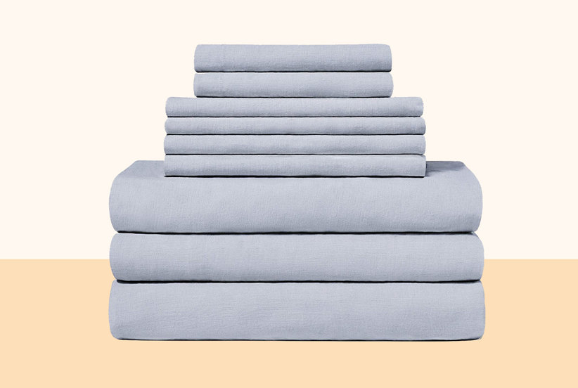 4c41d8cf96 Snowe Home Just Launched a Breathable Linen Bedding Line—And It s So Chic