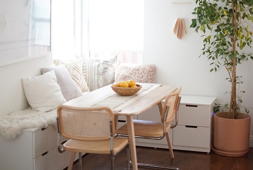 Amazing 5 Ikea Hacks For Organizing Small Spaces Real Simple Caraccident5 Cool Chair Designs And Ideas Caraccident5Info