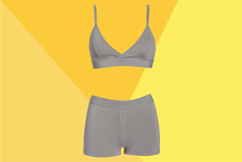bd69c2c3624e The Comfy Bralette With a 1,000-Person Waitlist Now Comes With Matching  Boxers—And