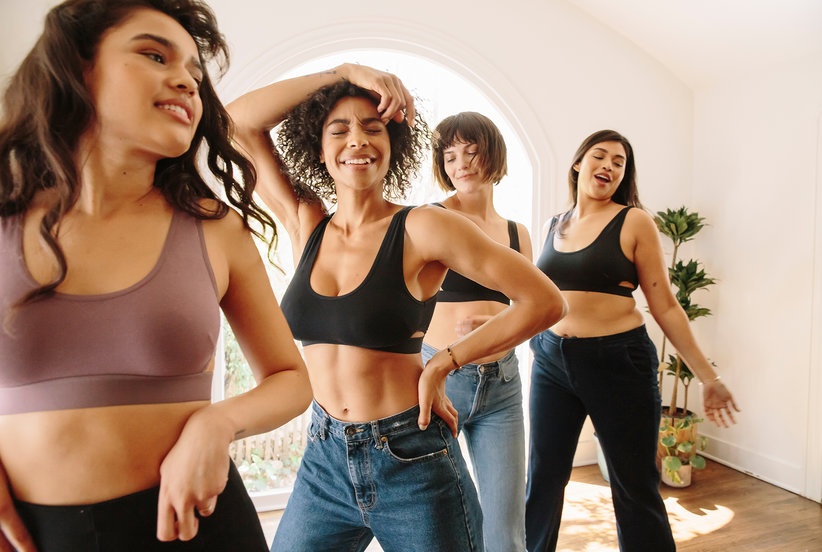 The Super Comfy Bralette With a 1,000-Person Waitlist Just Got a Size-Inclusive Upgrade