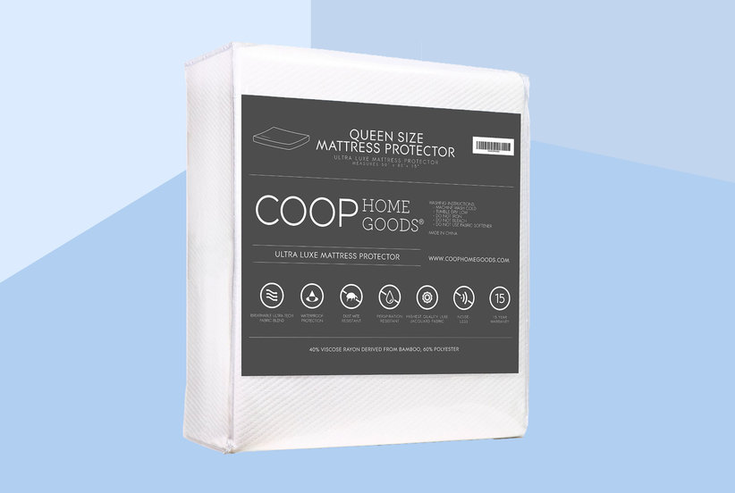 Amazon Shoppers Claim This $45 Mattress Protector Is the Secret to Keeping Cool All Night