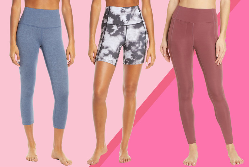 cfb7a7e32a548 Nordstrom Just Released New Colors of Its Best-Selling Leggings With More  Than 5,000 Five