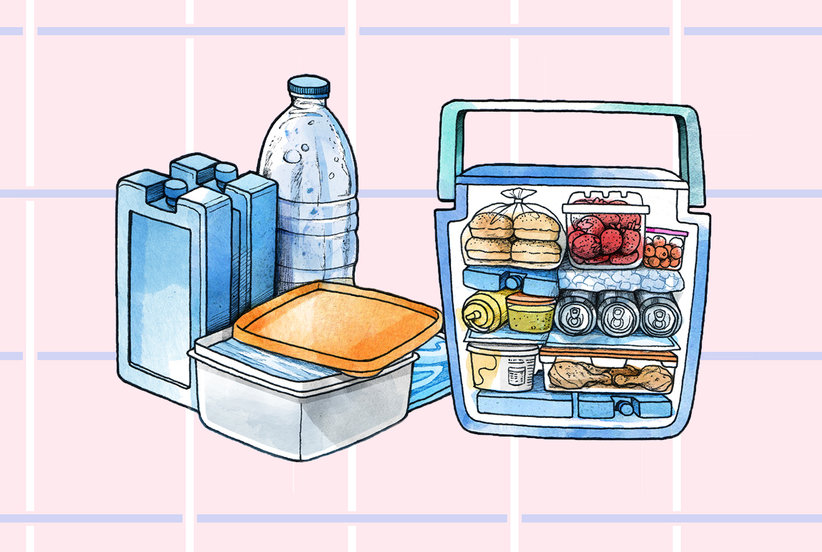 How to Pack a Cooler the Right Way (And Keep Your Sandwiches from Getting Soggy)